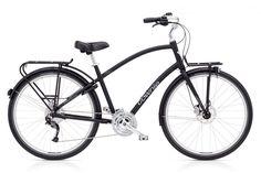 Electra Custom Bicycle Bell I Love My Bike// Black