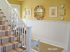 Betsy Speert's Blog: A Cottage Hallway