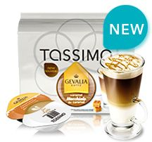 Love my Bosch Tassimo and these new carmel macchiato disks from Gevalia are way good!
