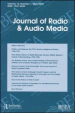 Journal of radio & audio media