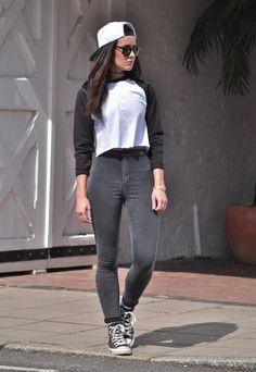 Ropa tumblr para mujer que esta de MODA y tienes que usar YA  ropademoda   356824012f2