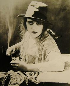 Theda Bara, The Forbidden Path (1918)