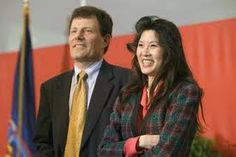 """Nicholas Kristof and his wife, Sheryl WuDunn - journalists who produced and continue to investigate on behalf of women and girls everywhere, notable for the book and documentary, """"Half the Sky"""" Half The Sky, Oppression, Journalism, Feminism, The Book, Documentaries, Politics, Shit Happens, Opportunity"""