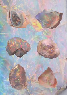 Opals.... From Geology Rocks