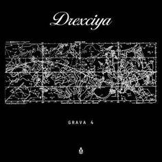 Grava 4 by Drexciya.  Vinyl Double LP.