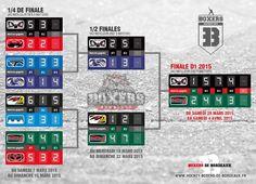 #RésultatsPO | Victoire contre l'@HormadiElite, les @boxersbordeaux sont sacrés CHAMPIONS ! #Playoffs2015D1