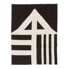 Masana Flat Weave Wool Rug - 8 2 x11 2