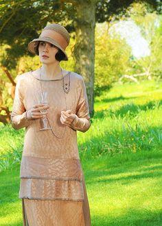 Downton Abbey, Mary.
