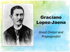 by Angie Bergante via Slideshare Emilio Aguinaldo, Jose Rizal, We Are All One, Bonifacio, The Orator, Pinoy, Philippines, Hero, Activities