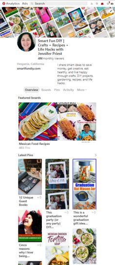 Social media and digital marketing strategy for creative businesses Log In To Pinterest, Digital Marketing Strategy, Diy Craft Projects, Creative Business, Life Hacks, Profile, User Profile, Lifehacks