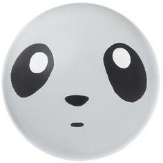 PANDA HOOK by Ferm Living Patère en bois Panda
