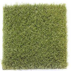 Due to improved manufacturing processes that closely simulate the looks and feel of natural grass, this is the obvious choice for a green alternative synthetic lawn: TruGrass (it's all in the name) Emerald. Home Depot, Lawn Turf, Synthetic Lawn, Small Backyard Patio, Backyard Designs, Backyard Ideas, Grass Stains, Carpet Samples, Outdoor Material