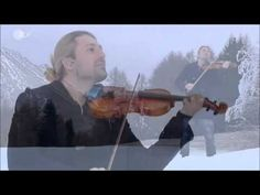 "David Garrett ""Christmas Classic Medley"" ZDF – Fernsehgarten On Tour (13-12-2015) - YouTube"