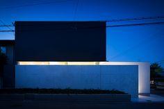 ガレージハウス・間取り(大阪府堺市南区)  高級住宅・豪邸   注文住宅なら建築設計事務所 フリーダムアーキテクツデザイン