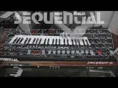 Sequential Prophet 6- Vintage/Classic sounds by Luke Neptune HD