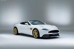 К 60-летию открытия завода в Ньюпорт Пагнелл, компания Aston Martin выпустит коллекционную серию из 6 спорткаров Aston Martin Works 60th Anniversary Limited Edition Vanquish.