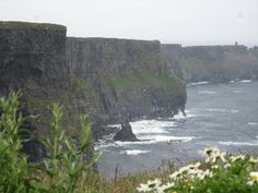 Cliffs of Moer, coast of Ireland - have been there and better in person !!  absolutely magical