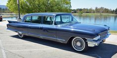 1959 Cadillac, Cadillac Ct6, Limousine Car, Ford Company, Cadillac Fleetwood, Henry Ford, Ambulance, Old Cars, Michigan