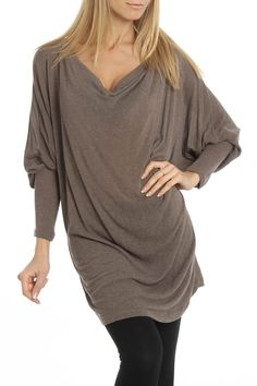 Marissa Tunic Slap some pockets on it and it's PERFECT! I NEED like 5 of these!