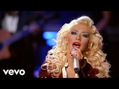 Christina Aguilera Oh Mother live!!!! - YouTube