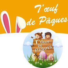 Aujourd'hui c'est la T'œuf de Pâques à Louviers. Rdv au jardin public à 10h (sur inscription)