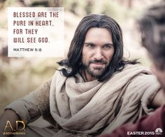 adtheseries:Draw near to Him with a pure heart.
