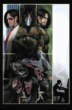 free comic book day top cow 5 by *nebezial on deviantART