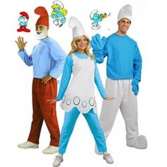 Want to dress up as a Smurf and sing a happy song in Halloween night? Looking for a Smurf or Smurfette adult costume? Plan to join the Halloween...