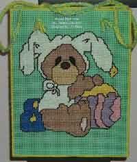 Bunny Bear Tote free pattern