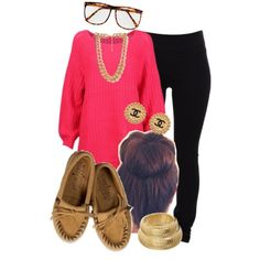 Oh gosh., created by cheerstostyle on Polyvore