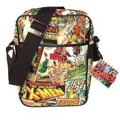 Marvel Retro Collection Flight Bag