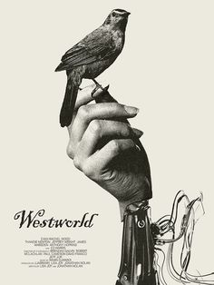 Awesome Movie posters: westworld fan poster... Graphic Design. Check more at http://kinoman.top/pin/41708/