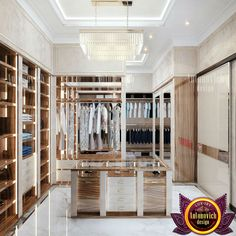 The wardrobe room executed by our masters is not just one more room in your house. This is a unique storage system, a guarantee of order and a guarantee of good mood. Luxury Homes Interior, Best Interior, Abu Dhabi, Dressing Room Design, Dressing Rooms, Wardrobe Systems, Modern Villa Design, Wardrobe Room, Interior Design Companies