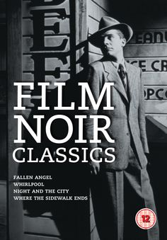 The Film Noir Classics Classic Film Noir, Classic Movies, Film Noir Fotografie, Herbert Lom, Where The Sidewalk Ends, Stormy Night, Rainy Night, Shows, Eyes On The Prize