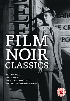 Film Noir my favorite