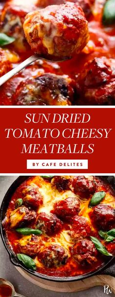 Dried Tomato Cheesy Meatballs by Cafe Delites. 17 Mediterranean Recipes That Are on the Keto DietSun Dried Tomato Cheesy Meatballs by Cafe Delites. 17 Mediterranean Recipes That Are on the Keto Diet Best Low Carb Recipes, Beef Recipes, Italian Recipes, Cooking Recipes, Healthy Recipes, Cooking Steak, Cookbook Recipes, Vegetarian Recipes, Chicken Recipes