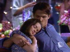 Gilmore Girls! I have always been FIRMLY Team Dean...except when he was married and dumb. But still!