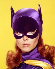 Batgirl (Yvonne Craig) en la serie de televisión Batman (1967-1968)