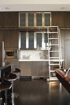 Yorkville Loft, by interior designer Brian Gluckstein