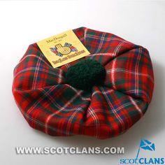 Clan MacDougal Tarta