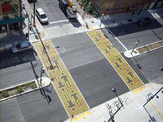 DuraTherm decorative asphalt for heavy traffic