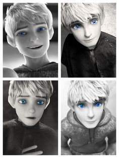 Jack is so freaking hot for an animated movie character :):):)