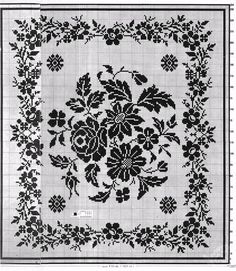 Free Filet Crochet floral patterns | Please enable JavaScript to view the comments powered by Disqus. blog ...