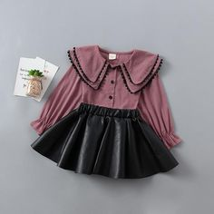 Dress up your cute little ones with this new and fashionable spring outfit, let them stand out and be the main attraction. Valentines Outfits, Happy Valentines Day, Valentine's Day Outfit, Outfit Of The Day, Heart Day, Dark Khaki, Red Fashion, Dance Outfits, Dress Up