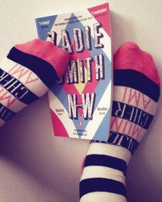 NW by Zadie Smith.