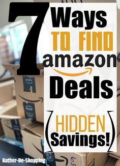 The best deals are rarely (if ever) posted on Amazon's homepage. Here's how you ALWAYS find the best deals on Amazon and save BIG money. Best Money Saving Tips, Ways To Save Money, Money Tips, Saving Money, How To Make Money, Amazon Hacks, Amazon Gadgets, Find Amazon, Amazon Sale