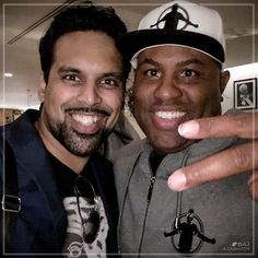Surround yourself with greatness Spending time with @etthehiphoppreacher