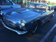 #masarati looks like #volvop1800  #supercarsunday #la #classic #classiccar #shelflifeshop