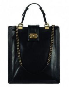 CHANEL Boy Bag-   Tres Fashionique Accent!