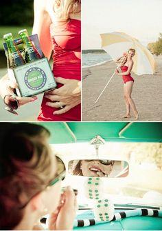 beach bachelorette party inspiring-photoshoots